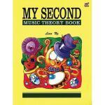 【预订】My Second Music Theory Book