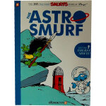 SMURFS #7: The Astrosmurf 蓝精灵7:宇航员梦梦ISBN 9781597072502