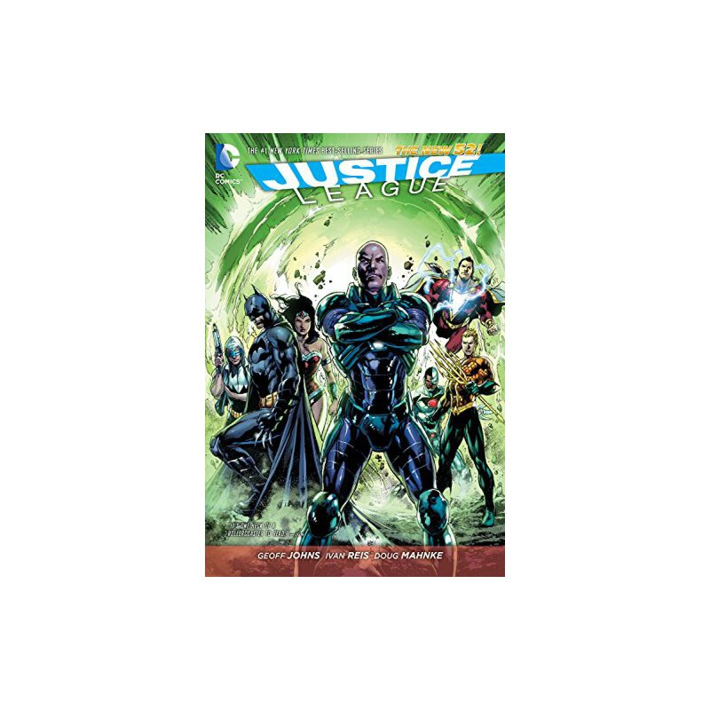 【现货】英文原版Justice League Vol. 6: Injustice League 正义联盟卷6