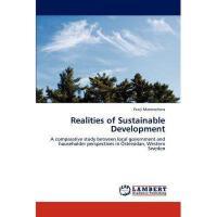 【预订】Realities of Sustainable Development