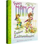 漂亮的南希 英文原版绘本 Fancy Nancy Explorer Extraordinaire! 精装故事图画书