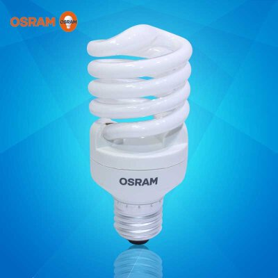 OSRAM欧司朗节能灯螺旋型23W/E27大螺口节能灯管家用光源