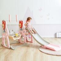 滑滑梯室内家用儿童滑梯宝宝滑梯秋千组合玩具