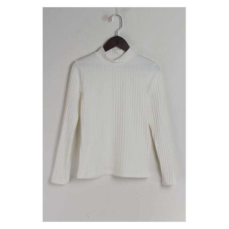 L09029秋季新款韩版小高领有弹性修身显瘦好搭配女纯色毛衣 发货周期:一般在付款后2-90天左右发货,具体发货时间请以与客服协商的时间为准