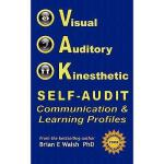 【预订】Vak Self-Audit: Visual, Auditory, and Kinesthetic