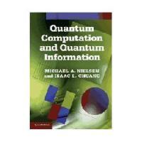 【预订】进口原版 Quantum Computation and Quantum Information