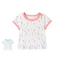 婴儿衣服儿童家居服男女宝宝T恤上衣