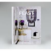豪宅盛宴国际风格别墅3 Luxury Villa Feast III 室内软装配饰设计 室内装修装饰效果图书籍