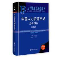 人力资源市场蓝皮书:中国人力资源市场分析报告(2020)