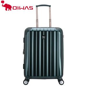 爱华仕行李箱女万向轮20寸拉杆箱防撞抗压24寸大容量时尚旅行箱