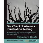 【预订】Backtrack 5 Wireless Penetration Testing Beginner's