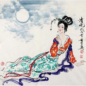 薛林兴《清晓》国家一级美术师