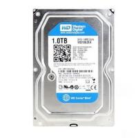 WD/西部数据 蓝盘 1TB SATA3 7200转64M 3.5英寸台式机硬盘 WD10EZEX