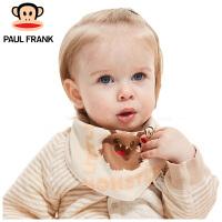 PWA1773089大嘴猴(Paul Frank) 小怪物彩棉三角巾口水巾38x16cm 2条/袋