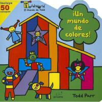 【预订】Un Mundo de Colores! = It's a Colorful World!
