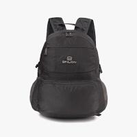 当当优品大容量户外旅行登山包便携双肩包 灰色