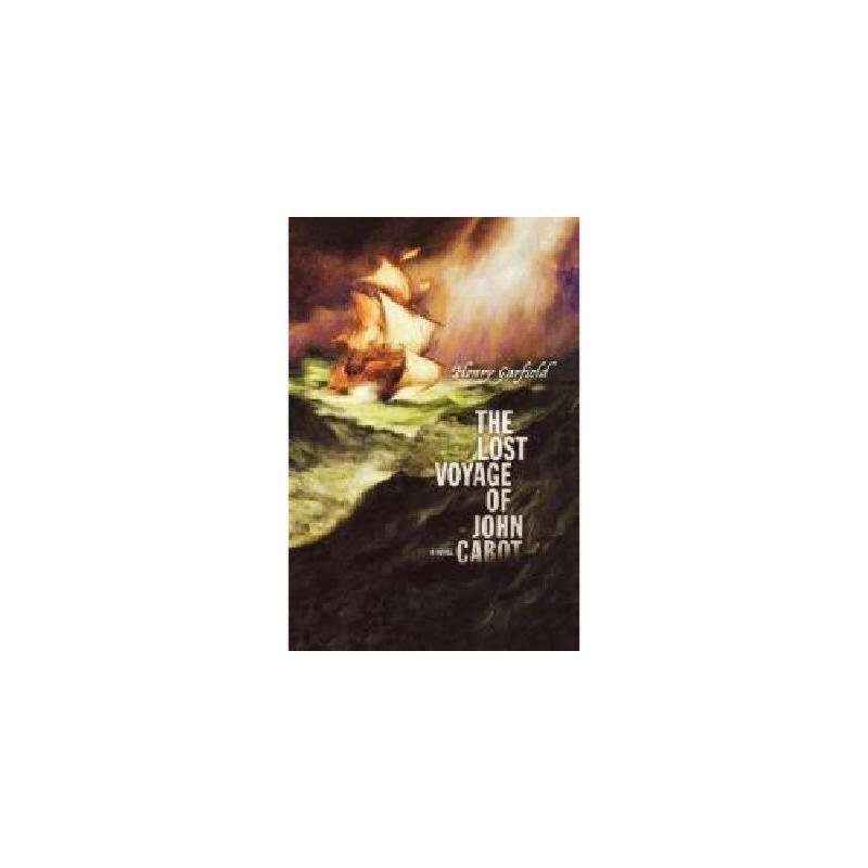 【预订】The Lost Voyage of John Cabot 美国库房发货,通常付款后3-5周到货!