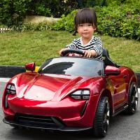 儿童电动车四轮宝宝摇摆汽车双驱动遥控男女婴儿小孩玩具车可坐人