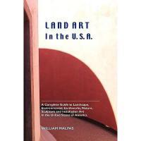 【预订】Land Art in the U.S.A.