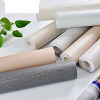 防水pvc素色墙纸自粘卧室温馨壁纸宿舍寝室墙贴纸装饰翻新贴