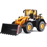 儿童玩具模型工程车模型车运输车玩具合金工程运输车大型铲车