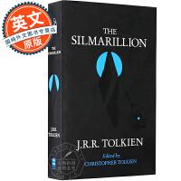 精灵宝钻 英文原版 The Silmarillion 指环王 魔戒前传 霍比特人前传 进口小说 托尔金 J.R.R.T