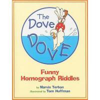 【预订】The Dove Dove: Funny Homograph Riddles