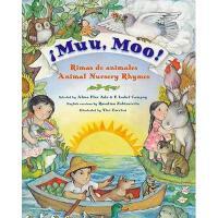 【预订】Muu, Moo!: Rimas de Animales/Animal Nursery Rhymes Y978