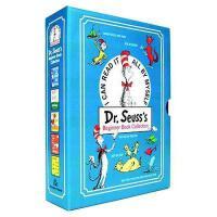 英文原版儿童书 苏斯博士 戴帽子的猫6故事精装收藏版 Dr. Seuss's Beginner Book Collect