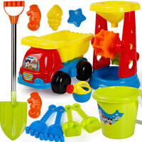 挖沙工具沙漏铲子男女宝宝决明子玩具儿童沙滩玩具套装玩沙