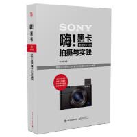 【正版全新直发】嗨!黑卡索尼RX100拍摄与实践(全彩) 刘征鲁著 9787121287558 电子工业出版社