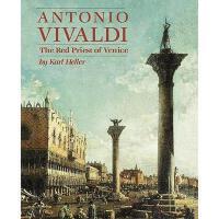 【预订】Antonio Vivaldi: The Red Priest of Venice
