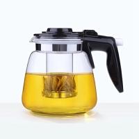 耐热玻璃透明茶壶泡茶过滤大号家用泡茶��