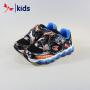 红蜻蜓童鞋男童小童卡通印花跑步鞋