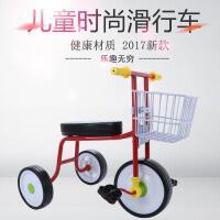 儿童三轮车 宝宝脚踏车小孩自行车简易手推童车1-5岁