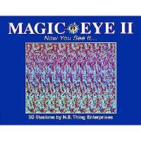 【预订】Magic Eye, Volume II