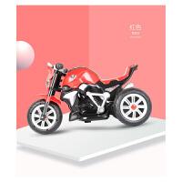 儿童车电动摩托车三轮车宝宝车子1-3-5岁小孩玩具可坐人童车充电B31