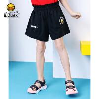 【5.14-5.16抢购价:84元】B.Duck小黄鸭童装女童短裤 BF2159915