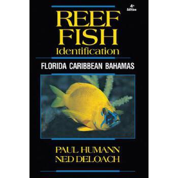 【预订】Reef Fish Identification: Florida Caribbean Bahamas预订商品,需要1-3个月发货,非质量问题不接受退换货。