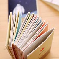 卡通记事本小本子便携小学生奖励奖品礼物批发随身笔记本文具