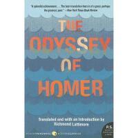 The Odyssey of Homer 英文原版 荷马的奥德赛