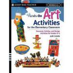 【预订】Hands-On Art Activities For The Elementary