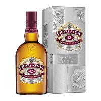 宝树行 芝华士12年700mL苏格兰调配型威士忌 原装进口洋酒