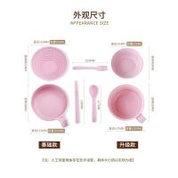 家用有盖餐具碗筷套装学生宿舍带盖大碗日式方便面泡面碗