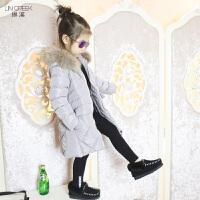 女童加厚中大童羽绒儿童韩版棉袄宝宝冬装女孩保暖外套潮