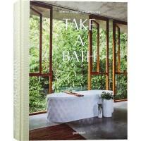 TAKE A BATH 卫浴空间设计 英文版 世界优创案例赏析 洗手 沐浴 洗澡 淋浴间 室内装饰设