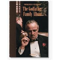 包邮英文原版The Godfather Family Album 教父 电影集 TASCHEN出版