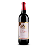 【法国进口】 AOC干红 威赛帝斯 拉特干红葡萄酒 750ml