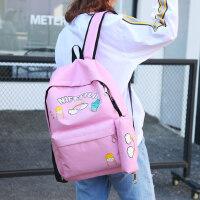 书包小学生可爱小女孩休闲旅行双肩包初中学生儿童背包