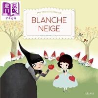 【中商原版】法文小童话:白雪公主 Blanche-Neige 小语种童书 法文 童话故事 3~6岁 法文原版